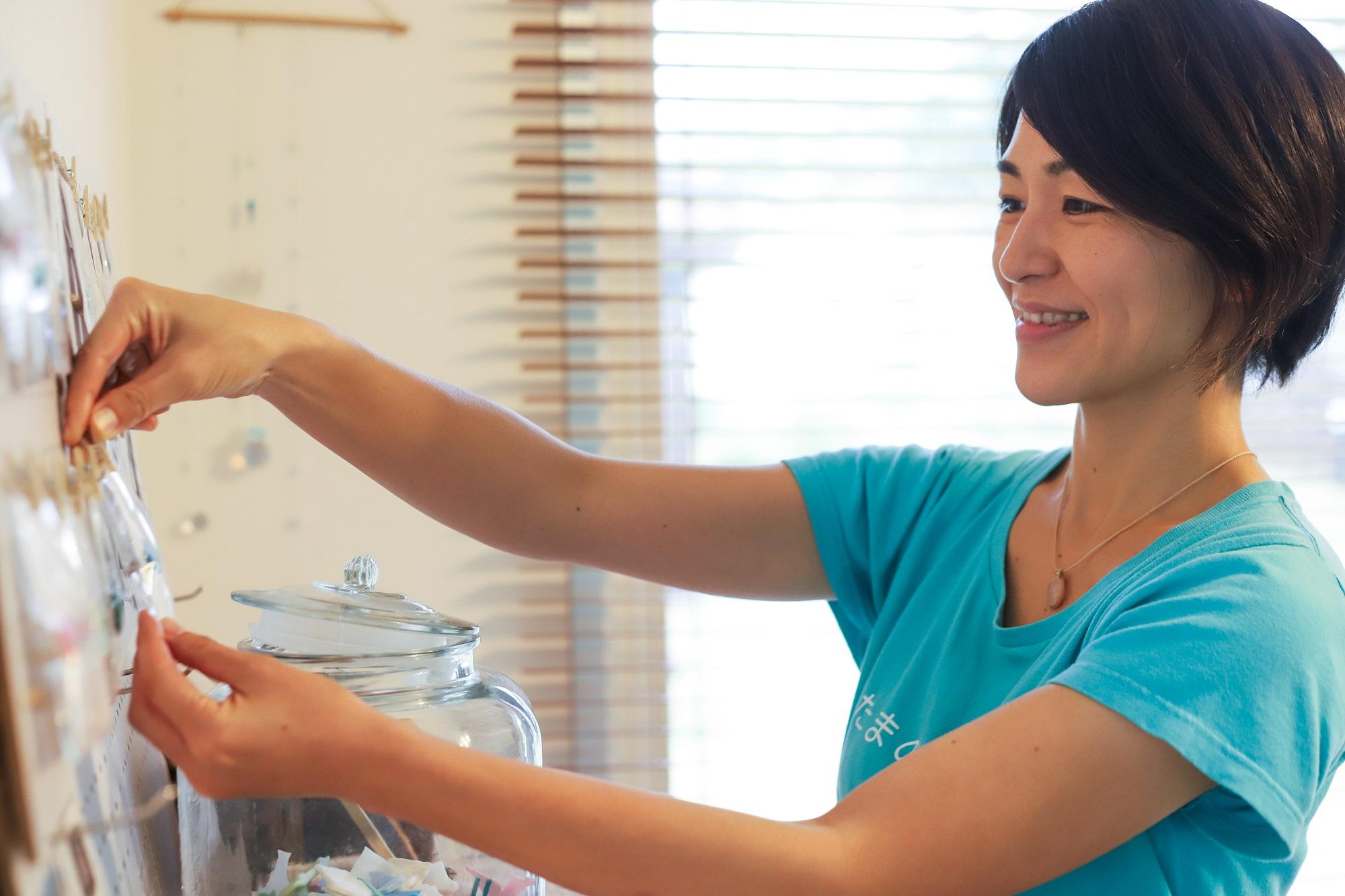 先輩移住者インタビュー:暮らしと仕事を一気に変えて石垣島へ移住。[後編]ヘッドスパニストとして起業した中里恵さん