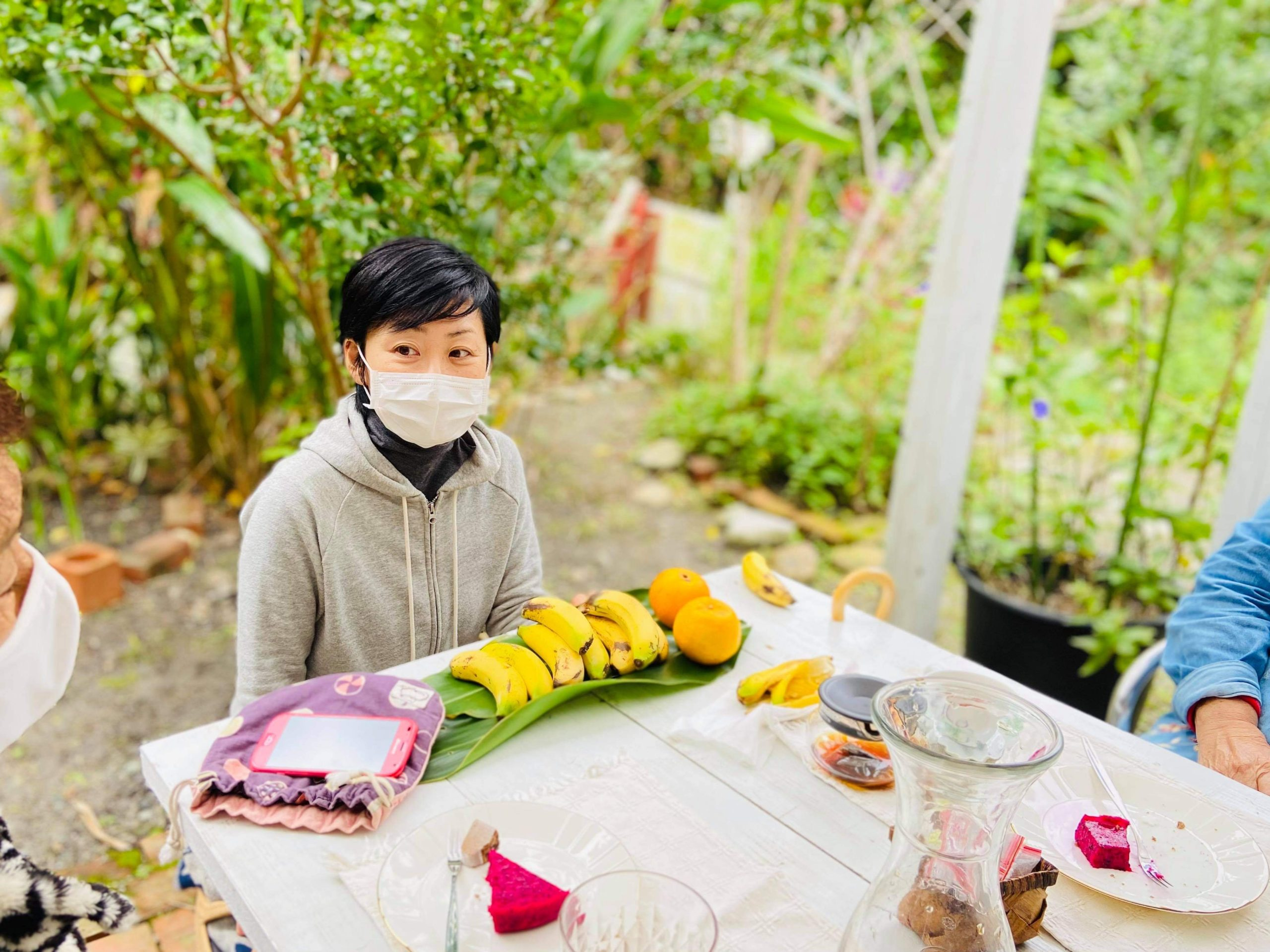 """先輩移住者インタビュー:1冊の本をきっかけに沖縄移住へ。 [後編] 沖縄で3か所目の移住先""""やんばる国頭村"""" /  ひろこさん"""